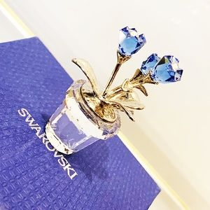 Swarovski Forget-Me-Not Flowers